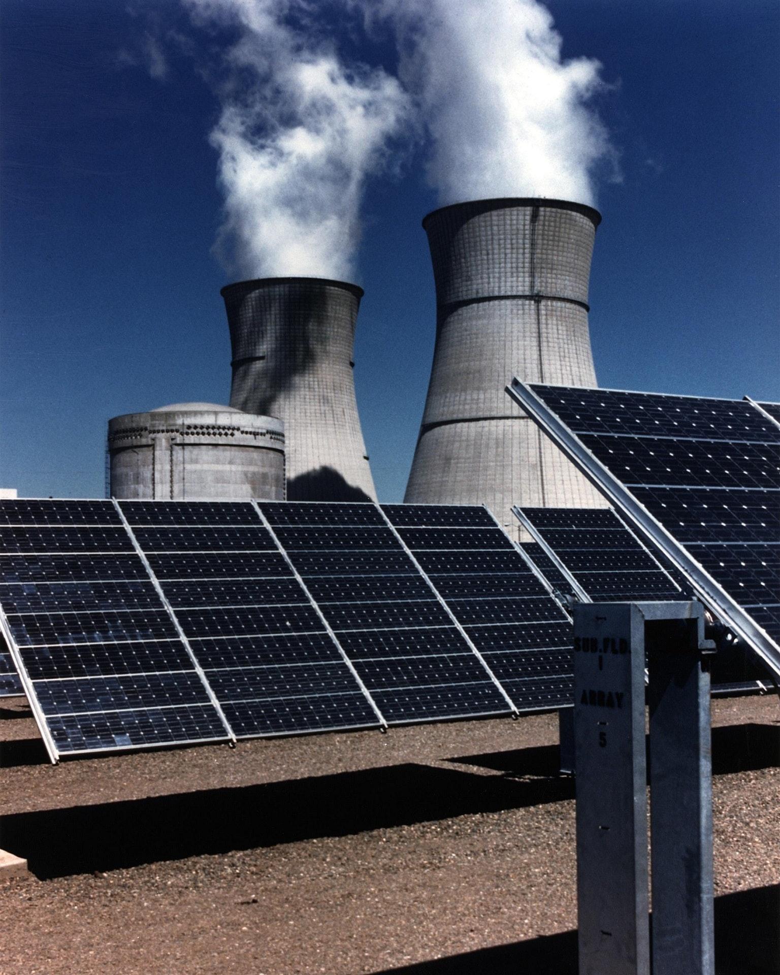 potencial de energía solar